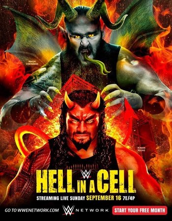 WWE Hell In A Cell 2018 Full Show Download