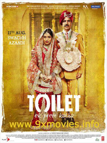 Toilet Ek Prem Katha 2017 Hindi Bluray Movie Download