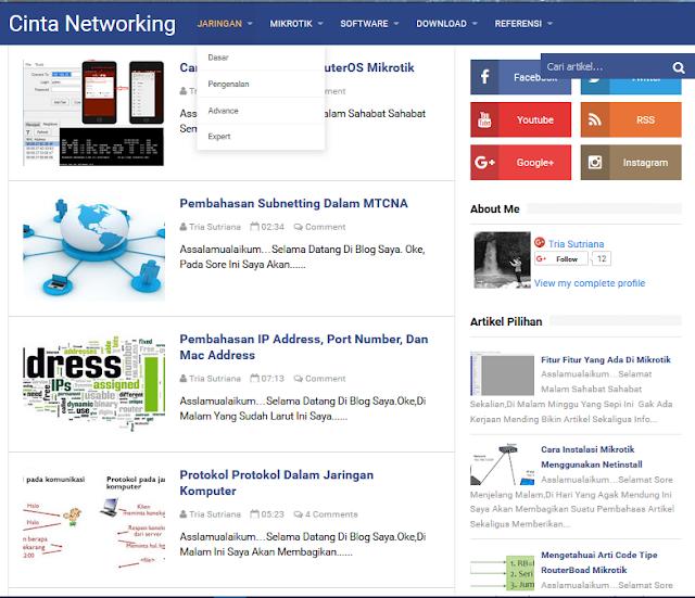Block Situs Menggunakan Web Proxy Di Router Mikrotik - Cinta Networking