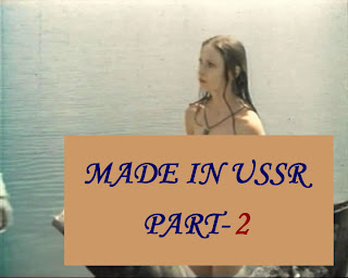 Клипы из советских фильмов / Clips from movies. Made In USSR. Part-2.