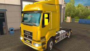 Sisu truck mod 1.6