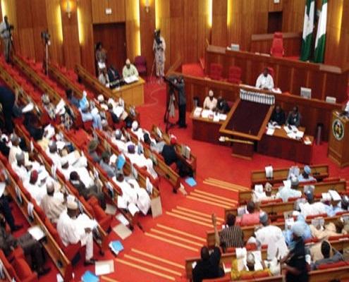 Senate members