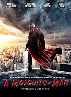 A Mosquito-Man – review