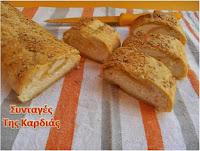 Τυρόπιτα ρολό με κρεμώδη γέμιση - by https://syntages-faghtwn.blogspot.gr