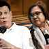 Duterte: De Lima will be jailed for sure
