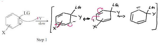 Nucleophilic Aromatic Substitution Reaction