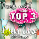 Top 3 Colour Crazy challenge week nº35