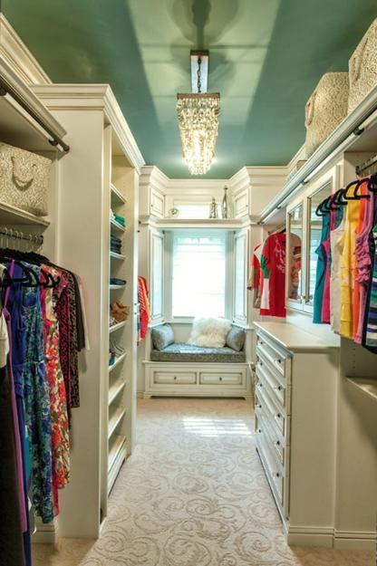 New Home Interior Design Your Dream Walk In Closet