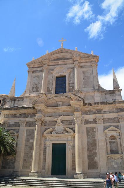 Igreja de Santo Inácio de Loyola, Dubrovnik.