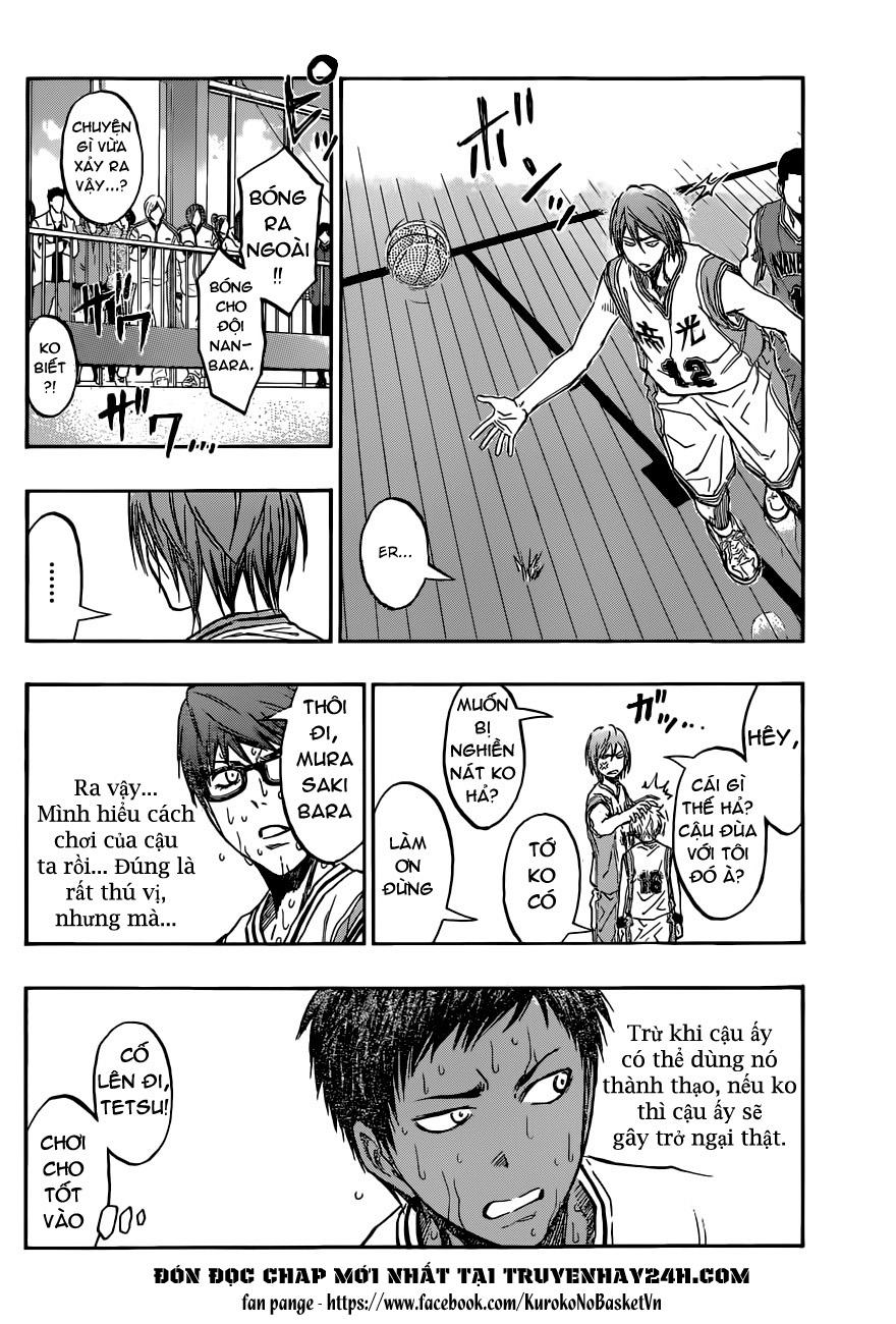 Kuroko No Basket chap 208 trang 16