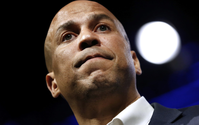 Why Cory Booker is cratering in the polls