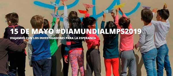 15 de mayo Día Internacional de las enfermedades minoritarias conocidas como Mucopolisacaridosis (MPS)