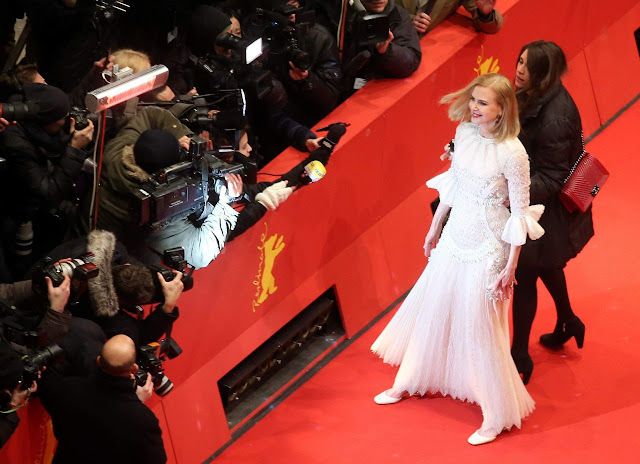 Nicole Kidman at 'Queen of the Desert' Premiere – Berlinale IFF