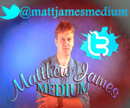Follow Matthew James on Twitter