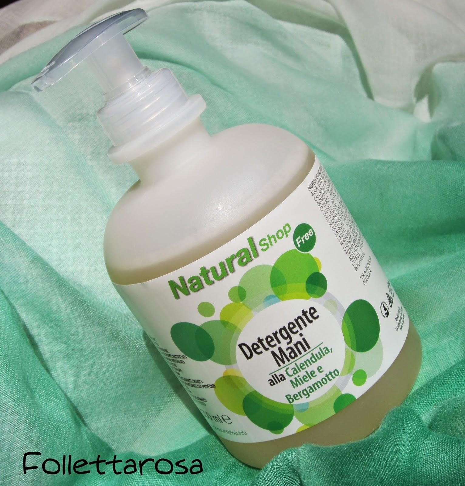 detergente mani senza nichel
