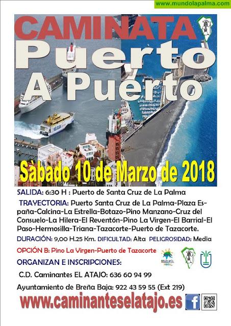 EL ATAJO: Puerto a Puerto