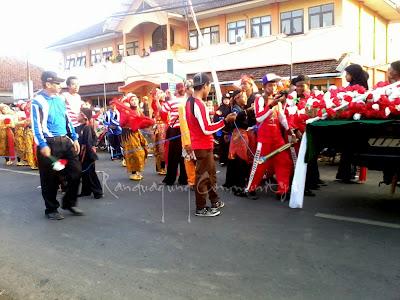 Karnaval SMPN 01 Randuagung
