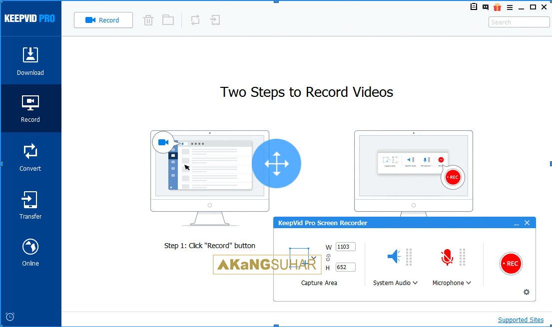 Download KeepVid Pro 6.4.1.1 Full Version Terbaru