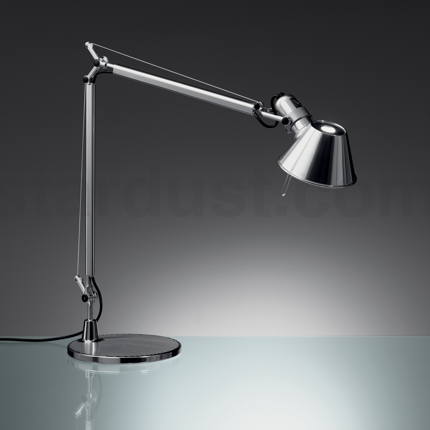 Architecture Desk Lamp Contemporary Chrome Flexible Desk Lamp