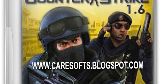 Counter Strike 1.6 Pc Game Free Download         |          ..::Caresofts::. You Can Learn Anything