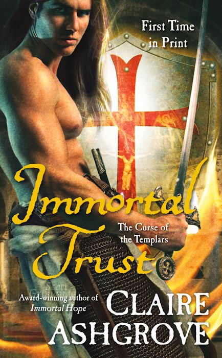 Interview with Claire Ashgrove, author of The Curse of the Templars - Part 2 - March 30, 2013