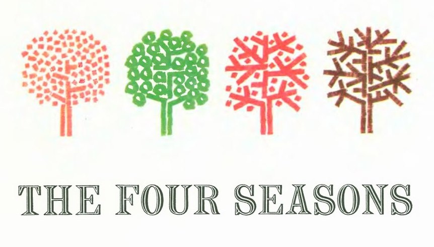 By Missy With Love Four Seasons Mosaic Quilt A Second
