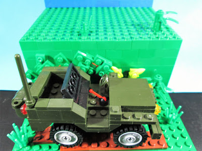 MOC LEGO Jeep Willys