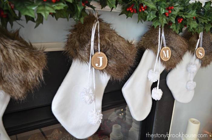 New Furry Stockings