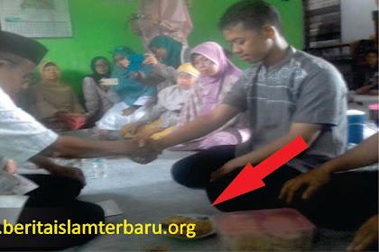 Niat Datang Melamar, Malah Disuruh Nikah Langsung Oleh Ayah Calon Istrinya Dengan Akad Nikah Sangat Sederhana
