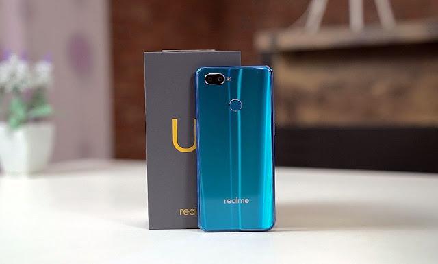 Realme U1 Ponsel Kencang dengan MediaTek Helio P70