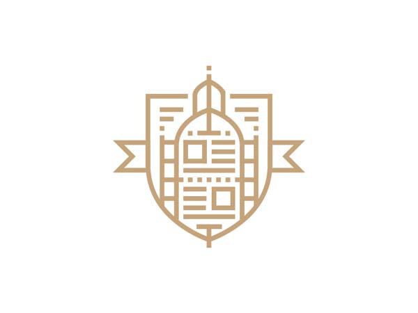 Inspirasi Desain Logo Monoline 2017 - Media Monoline Logo