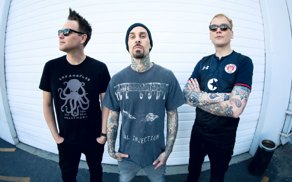 "blink-182 stream new song ""Misery"""