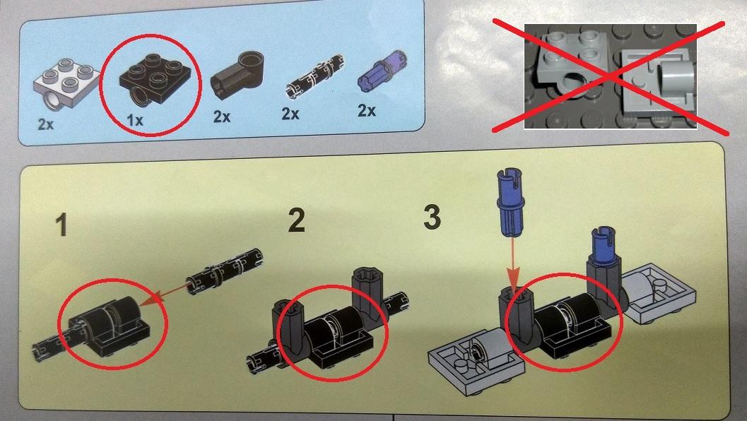 lepin millennium falcon instructions