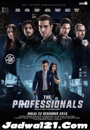 Jadwal THE PROFESSIONALS di Bioskop