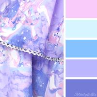 improved outfits, fantastic horoscope, sweet lolita kawaii, cute, mintyfrills