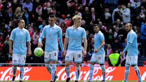Hệ thống phòng ngự của Celta Vigo đang bộc lộ rõ ràng những điểm yếu cố hữu.