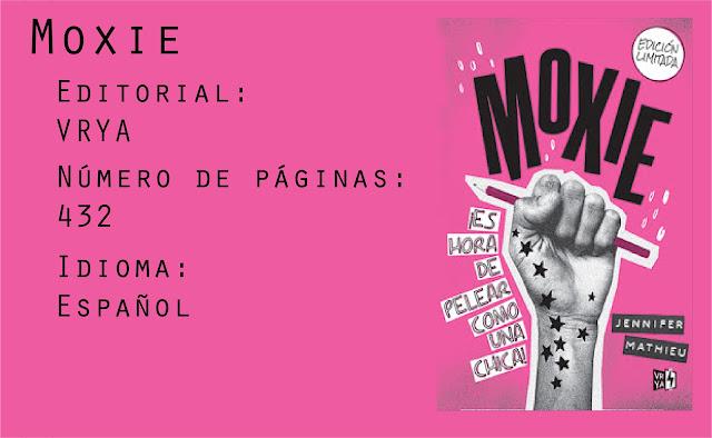 Datos de Moxie