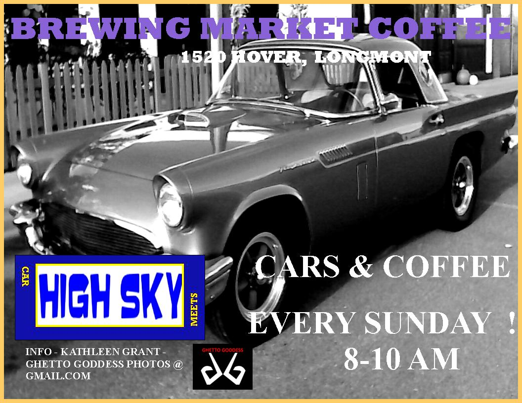ARCHIVE MAY NEW C C BREWING MARKET COFFEEE LONGMONT HIGH - Lakewood ranch classic car show