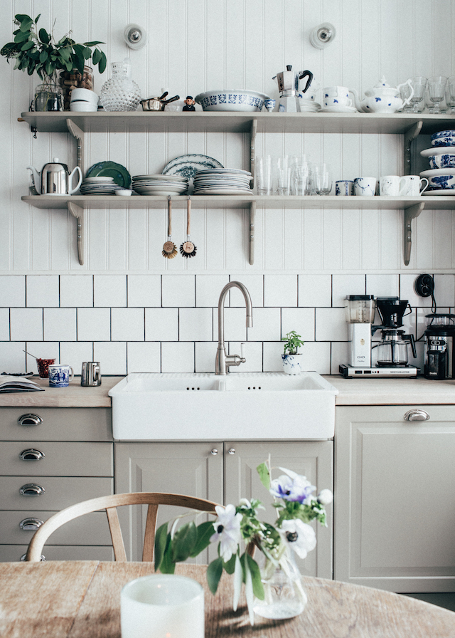 my scandinavian home: The lovely Swedish home of Johanna Bradford