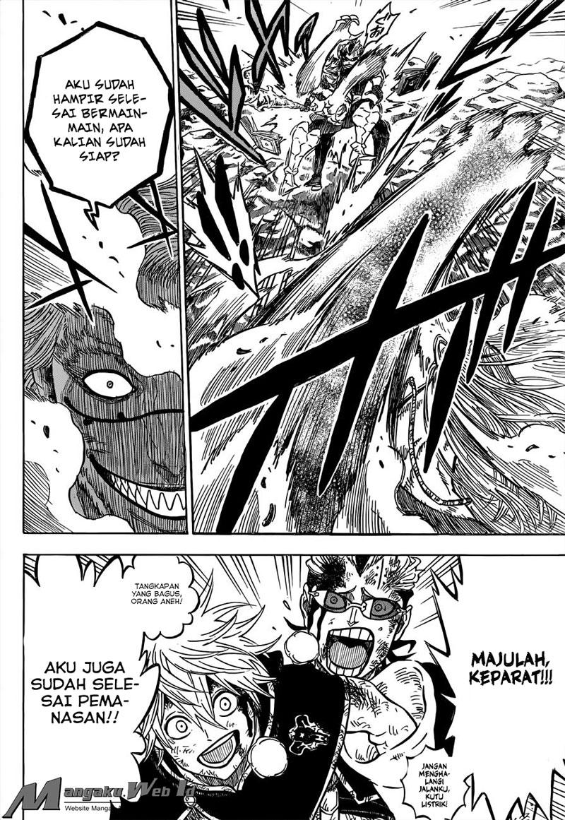 Komik Black Clover Chapter 64 Bahasa Indonesia