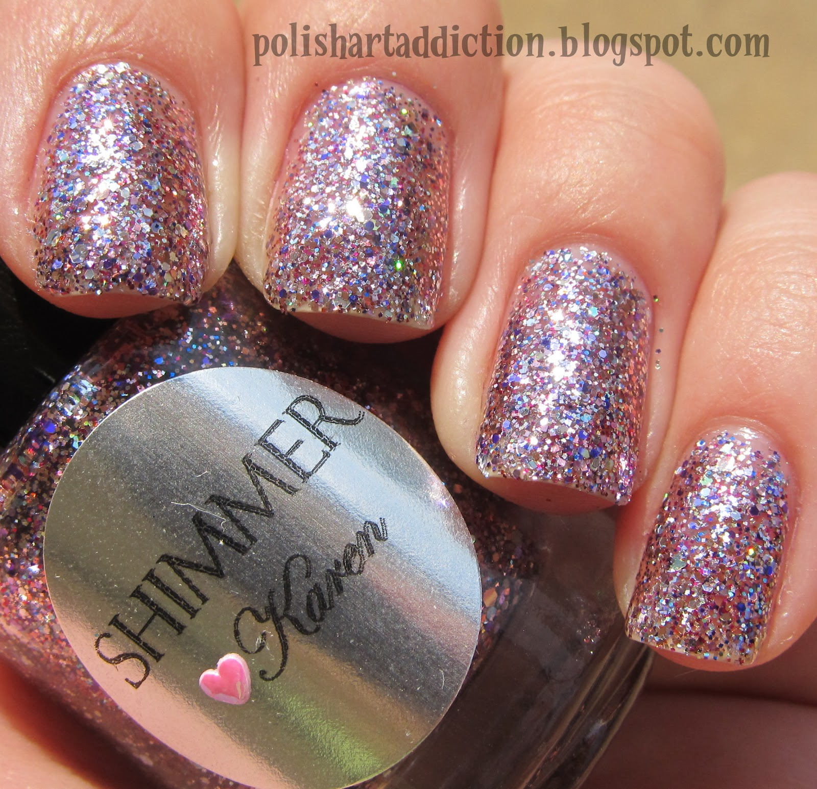 Shimmer Polish - Karen, Jennifer, Gerry, & Tracy