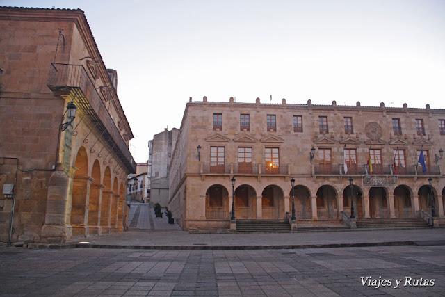 Palacio de la Audiencia y Ayuntamiento, Soria