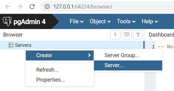 Running PostgreSQL in Docker inside VirtualBox Ubuntu VM