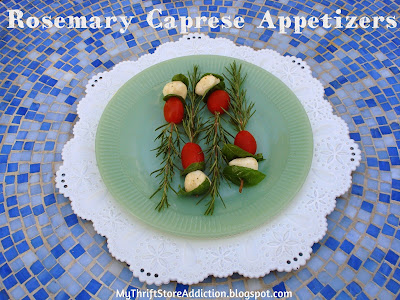 Easy caprese recipes