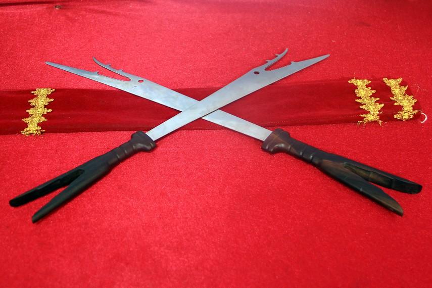 Pedang Bara Sangihe, Senjata Tradisional Dari Sulawesi Utara