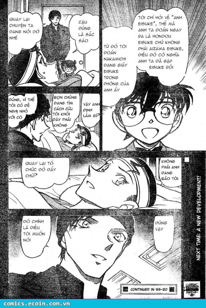 Conan Chương 604 - NhoTruyen.Net