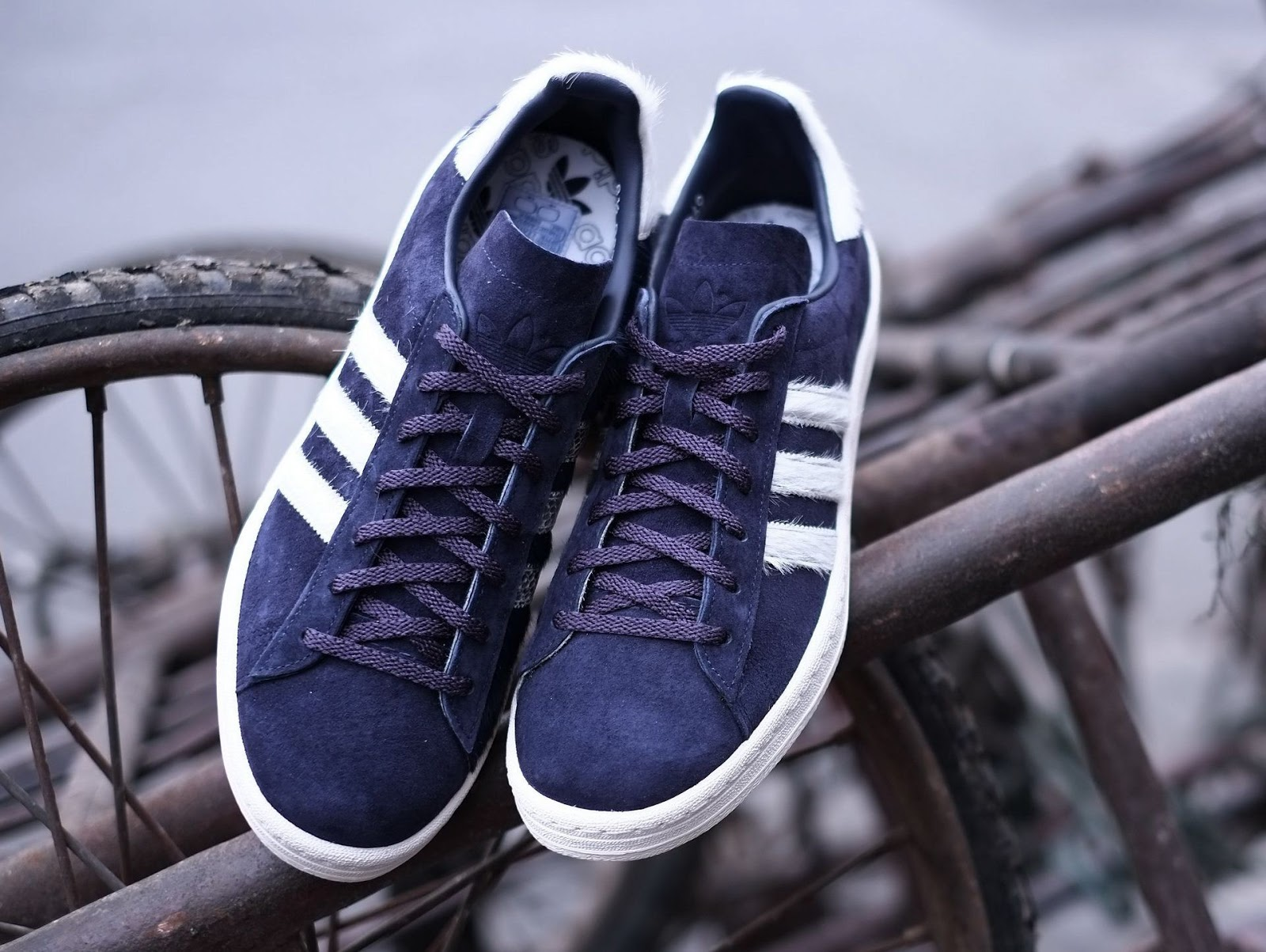 huge selection of 3a8b6 84423 Adidas x ZOZOTOWN Campus 80s ZOZO