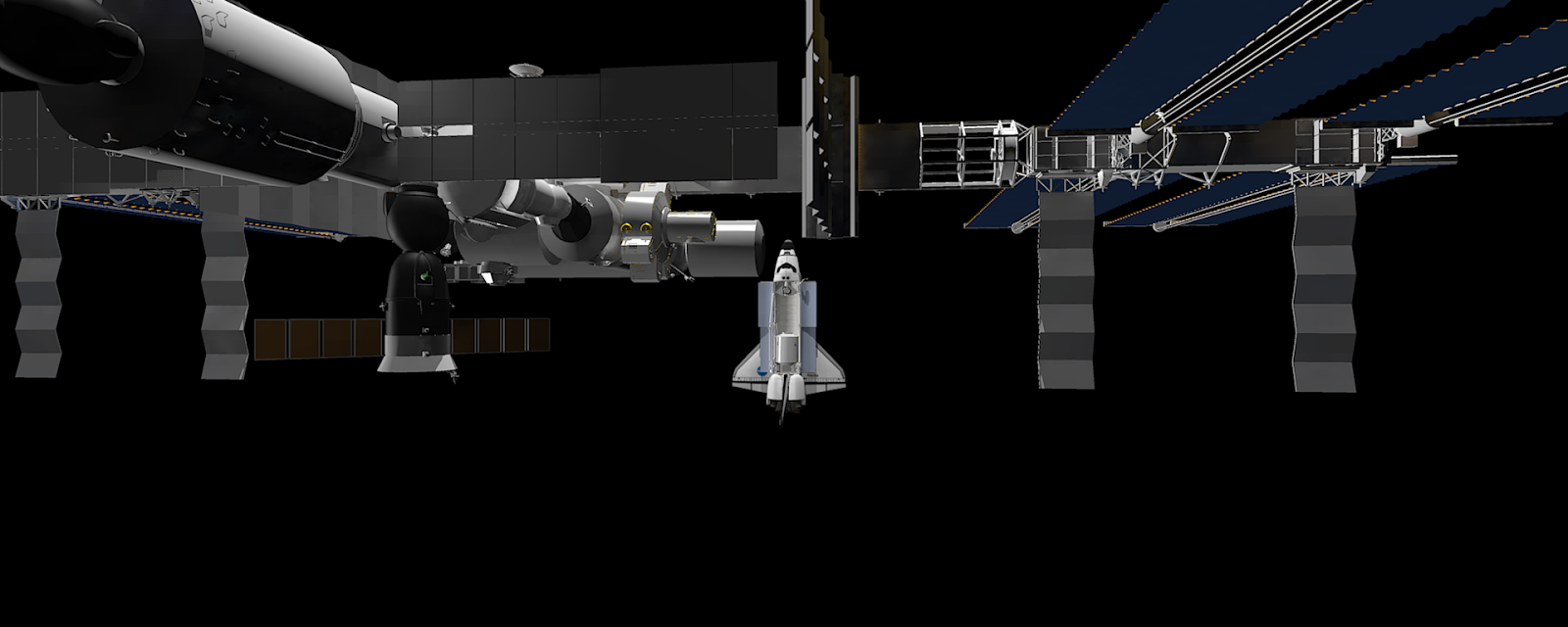 SpaceX Dragon 3D Model (page 4) - Pics about space