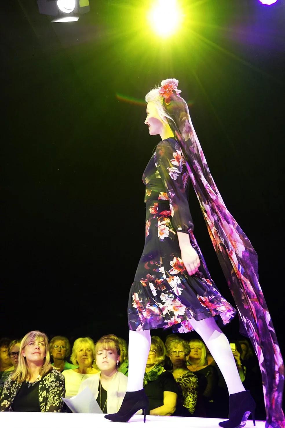 Bristol Fashion Week AW16 fashion trend - fairytale