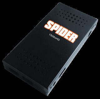 spider 1500xhd